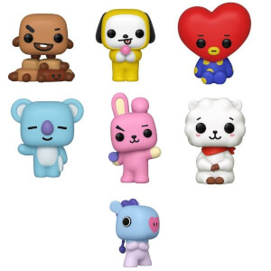BT21 Funko Pop! Vinyl - Funko Pop! Collection