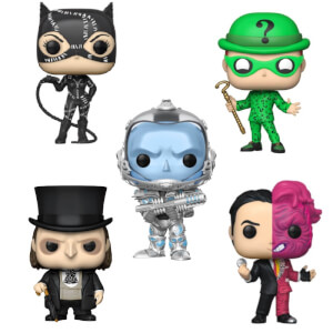 Batman Movie Villains Funko Pop! Vinyl - Funko Pop! Collection
