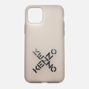 KENZO iPhone 11 Pro Sport Silicone Phone Case - Black