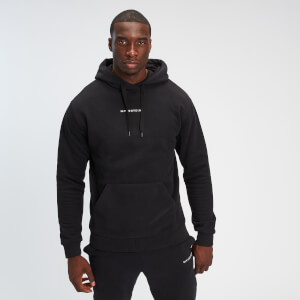 MP Men's Fuel Your Ambition Print Hoodie - Black