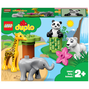LEGO DUPLO Town: Baby Animals (10904)