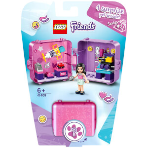 LEGO Friends: Emma's Shopping Play Cube (41409)