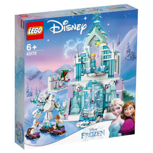 LEGO Disney Frozen Elsa's Magical Ice Palace Set (43172)
