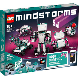 LEGO MINDSTORMS Robot Inventor 5in1 Remote Control Toy (51515)