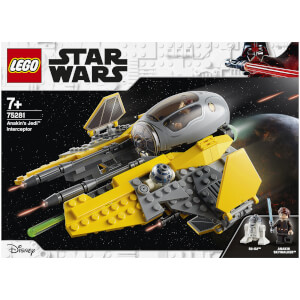 LEGO® Star Wars™: L'intercepteur Jedi™ d'Anakin (75281)