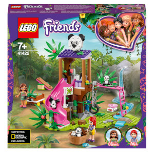 LEGO Friends: Panda Jungle Tree House (41422)