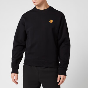 KENZO Men's Tiger Crest Sweatshirt - Black