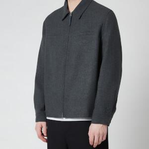 KENZO Men's Tailored Blouson Jacket - Dark Grey