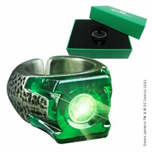 DC Comics Green Lantern Light-Up Ring
