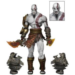 Action Figure Ultimate Kratos God of War 3 - NECA