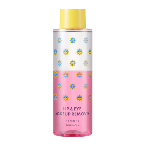 TONYMOLY x Minions Lip and Eye Make up Remover 250ml