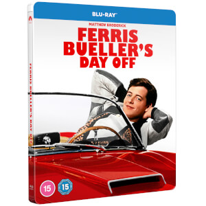 Ferris Bueller's Day Off - Limited Edition Blu-ray Steelbook