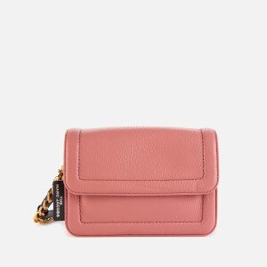 Marc Jacobs Women's The Mini Cushion Bag - Pink Rose