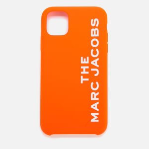Marc Jacobs Women's iPhone 11 Case - Bright Red
