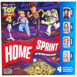 Disney Toy Story 4 Home Sprint Board Game