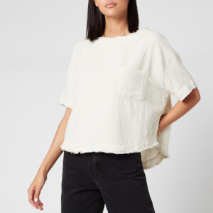 Free People Women's Palo Alto Top - Ivory