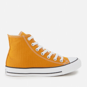 Converse Chuck Taylor All Star Hi-Top Trainers - Saffron Yellow