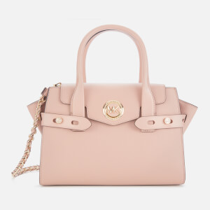 MICHAEL MICHAEL KORS Women's Carmen Small Flap Satchel - Fawn