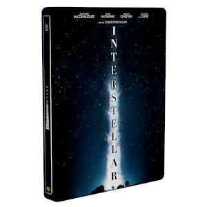 Interstellar - Zavvi Exclusive 2 Disc Blu-ray Steelbook
