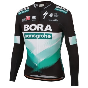 Sportful Bora Hansgrohe BodyFit Pro Thermal Long Sleeve Jersey
