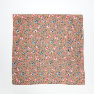 Barbour X Laura Ashley Women's Spruce Scarf - Indienne
