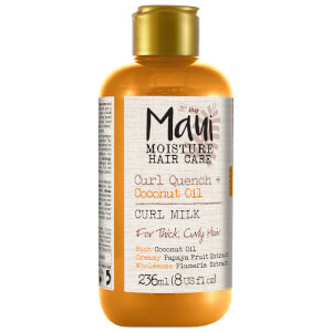 Maui Moisture Curl Quench+ Coconut Oil Curl Milk 236ml