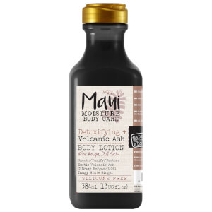 Maui Moisture Detoxifying+ Volcanic Ash Body Lotion 384ml