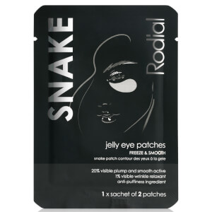Rodial Snake Jelly Eye Patches - Single Sachet