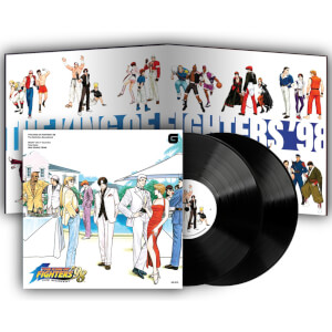 King of Fighters '98 - The Definitive Soundtrack 2LP