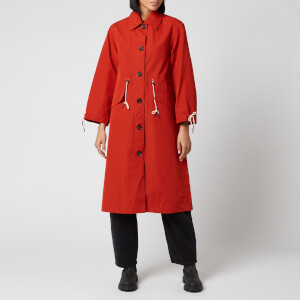 Barbour X Alexa Chung Women's Blythe Jacket - Sunset