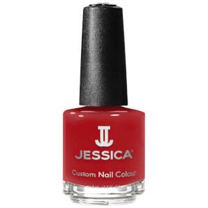 Jessica Custom Nail Colour Cabana Bay 14ml - Lava Flow