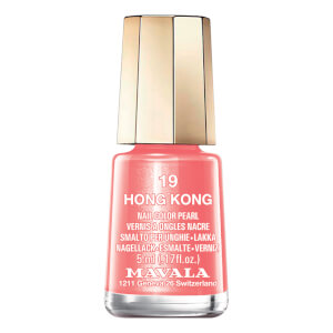 Mavala Hong Kong Nail Polish 5ml