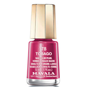 Mavala Tobago Nail Polish 5ml