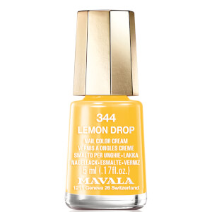Mavala Lemon Drop Nail Polish 5ml