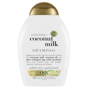 OGX Nourishing+ Coconut Milk Shampoo 385ml