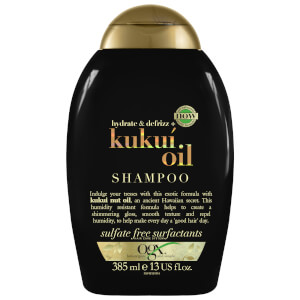 OGX Hydrate & Defrizz+ Kukui Oil Shampoo 385ml