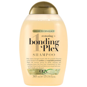 OGX Restoring+ Bonding Plex Shampoo 385ml