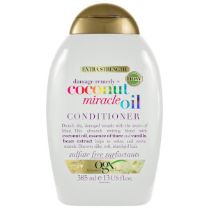 OGX Damage Remedy+ Coconut Miracle Oil Conditioner 385ml