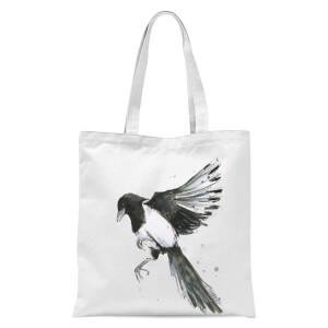 Snowtap Magpie Tote Bag - White
