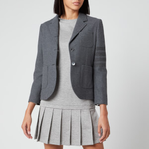 Thom Browne Women's Sport Coat - Med Grey