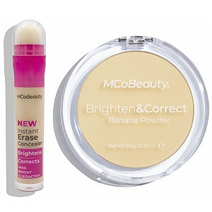 MCoBeauty Conceal & Brighten Duo - Light