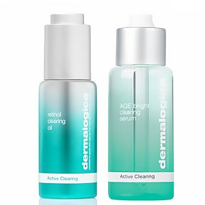 Dermalogica Clear Skin Day and Night Duo