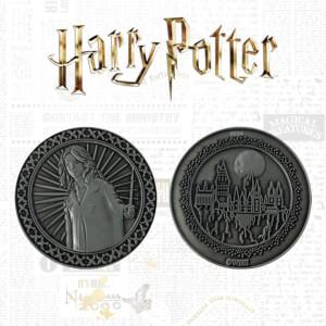 Pièce de collection Hermione - Harry Potter Édition Limitée