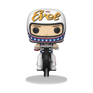 Evel Knievel on Bike Funko Pop! Ride