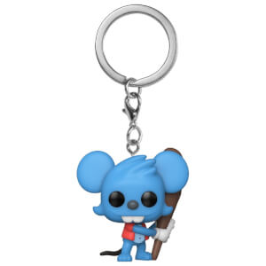 Simpsons Itchy Funko Pop! Keychain