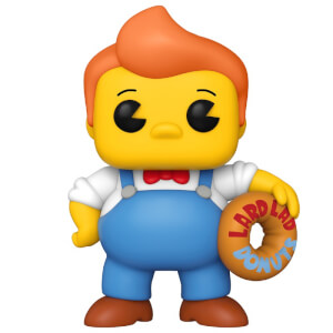 "Funko Pop! Animation: Simpsons - 6"" Lard Lad"