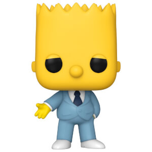 Simpsons Mafia Bart Funko Pop! Vinyl