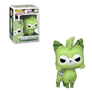 Pop! Funko: Tasty Peach - Zombie Alpaca