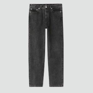 A.P.C. Men's Martin Denim Jeans - Grey