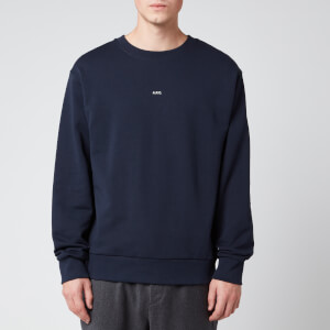 A.P.C. Men's Steve Sweatshirt - Dark Navy